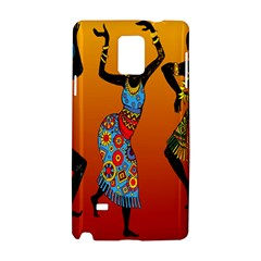 Dancing Samsung Galaxy Note 4 Hardshell Case