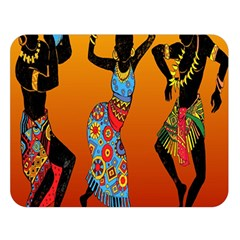 Dancing Double Sided Flano Blanket (Large)
