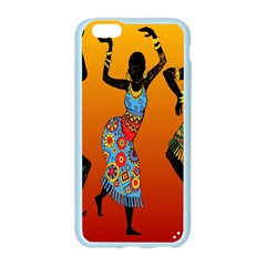 Dancing Apple Seamless iPhone 6/6S Case (Color)