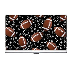 Football Player Business Card Holders