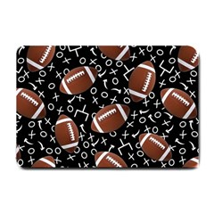 Football Player Small Doormat