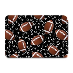 Football Player Plate Mats