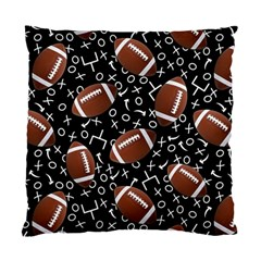Football Player Standard Cushion Case (One Side)