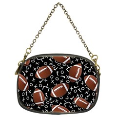 Football Player Chain Purses (Two Sides)