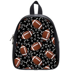 Football Player School Bags (Small)