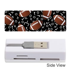 Football Player Memory Card Reader (Stick)