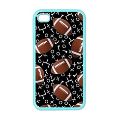 Football Player Apple iPhone 4 Case (Color)