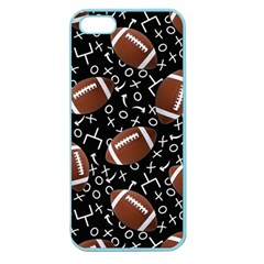 Football Player Apple Seamless iPhone 5 Case (Color)