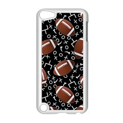 Football Player Apple iPod Touch 5 Case (White)