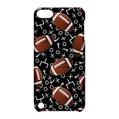 Football Player Apple iPod Touch 5 Hardshell Case with Stand