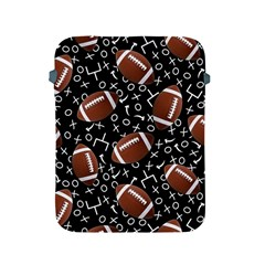 Football Player Apple iPad 2/3/4 Protective Soft Cases