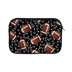 Football Player Apple iPad Mini Zipper Cases