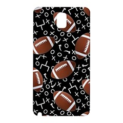 Football Player Samsung Galaxy Note 3 N9005 Hardshell Back Case