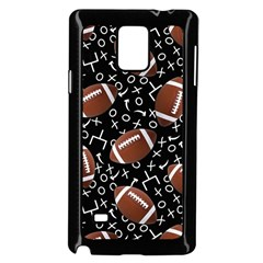 Football Player Samsung Galaxy Note 4 Case (Black)