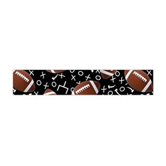 Football Player Flano Scarf (Mini)
