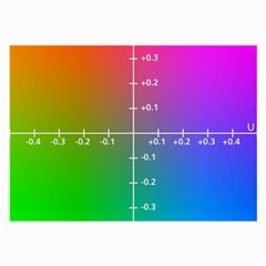 Formula Plane Rainbow Large Glasses Cloth