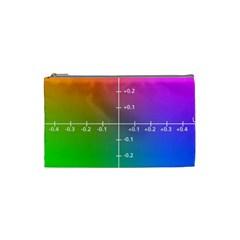 Formula Plane Rainbow Cosmetic Bag (Small)