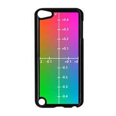 Formula Plane Rainbow Apple iPod Touch 5 Case (Black)