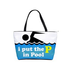 Funny Swiming Water Shoulder Handbags