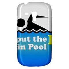 Funny Swiming Water Galaxy S3 Mini