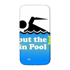 Funny Swiming Water Samsung Galaxy S4 I9500/I9505  Hardshell Back Case
