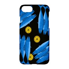 Mackerel Meal Apple Iphone 7 Hardshell Case