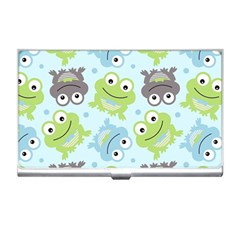 Frog Green Business Card Holders