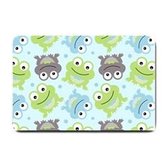 Frog Green Small Doormat