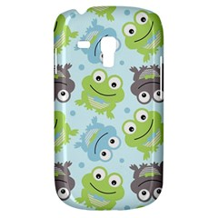 Frog Green Galaxy S3 Mini