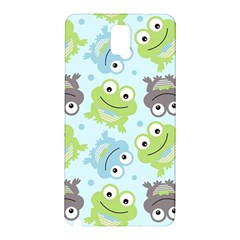 Frog Green Samsung Galaxy Note 3 N9005 Hardshell Back Case