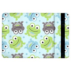 Frog Green iPad Air Flip