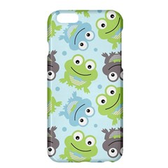 Frog Green Apple iPhone 6 Plus/6S Plus Hardshell Case
