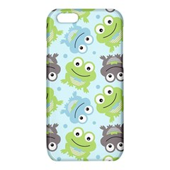 Frog Green iPhone 6/6S TPU Case