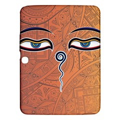 Face Eye Samsung Galaxy Tab 3 (10.1 ) P5200 Hardshell Case