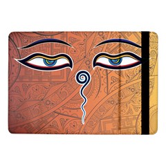 Face Eye Samsung Galaxy Tab Pro 10.1  Flip Case