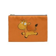 Giraffe Copy Cosmetic Bag (Medium)