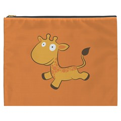 Giraffe Copy Cosmetic Bag (XXXL)