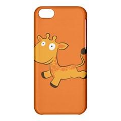 Giraffe Copy Apple iPhone 5C Hardshell Case