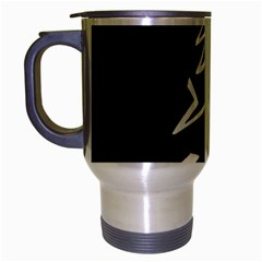 Great Gig Dance Travel Mug (Silver Gray)
