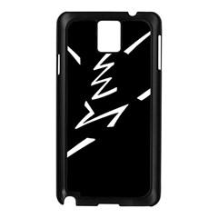 Great Gig Dance Samsung Galaxy Note 3 N9005 Case (Black)