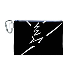 Great Gig Dance Canvas Cosmetic Bag (M)