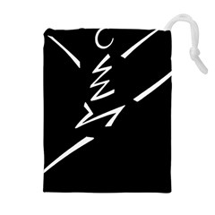 Great Gig Dance Drawstring Pouches (Extra Large)