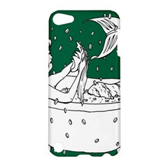 Green Mermaid Apple iPod Touch 5 Hardshell Case