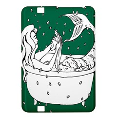 Green Mermaid Kindle Fire HD 8.9