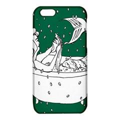 Green Mermaid iPhone 6/6S TPU Case