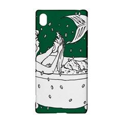 Green Mermaid Sony Xperia Z3+