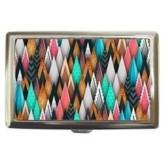 Background Pattern Abstract Triangle Cigarette Money Cases