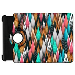 Background Pattern Abstract Triangle Kindle Fire HD 7