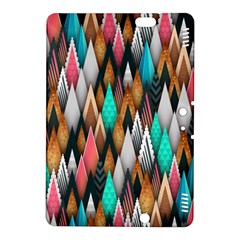 Background Pattern Abstract Triangle Kindle Fire HDX 8.9  Hardshell Case
