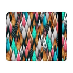 Background Pattern Abstract Triangle Samsung Galaxy Tab Pro 8.4  Flip Case